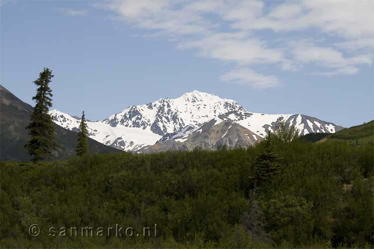 Cony Mountain in Alaska