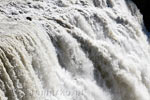 Nog een mooie close up van de Wapta Falls in de Kicking Horse River