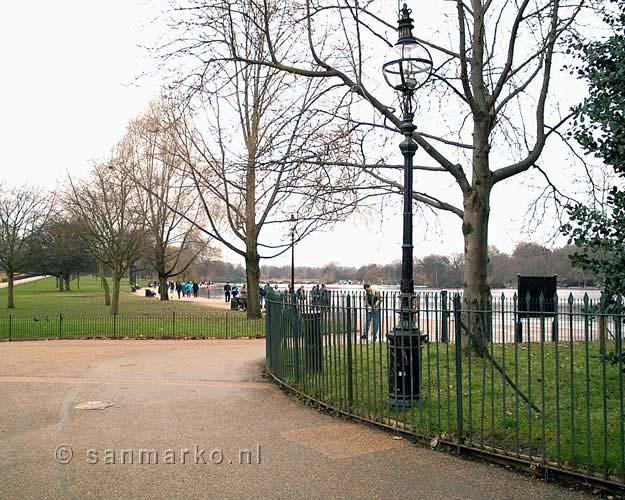 Alaska >> Een ingang van Hyde Park in Londen - Hyde Park