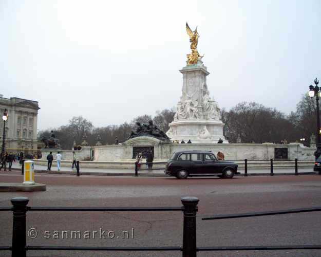 Queen Victoria Memorial voor Buckingham Palace