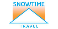 Snowtime wintersport logo